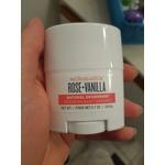 Schmidt's Natural Deodorant Rose + Vanilla