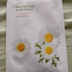 Nature Republic Chamomile Sheet Mask