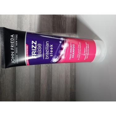 John Frieda Frizz Ease Brazilian Sleek Frizz Immunity Shampoo
