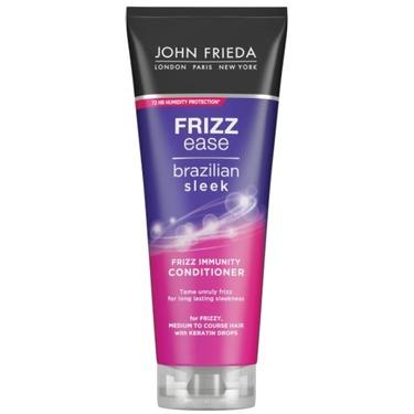 John Frieda Frizz Ease Brazilian Sleek Frizz Immunity Conditioner