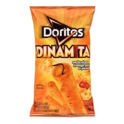 Doritos Dinamite Nacho Picoso Tortilla Chips