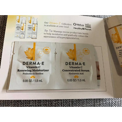 Derma.E Vitamin C Renewing Moisturizer Probiotics & Rooibos