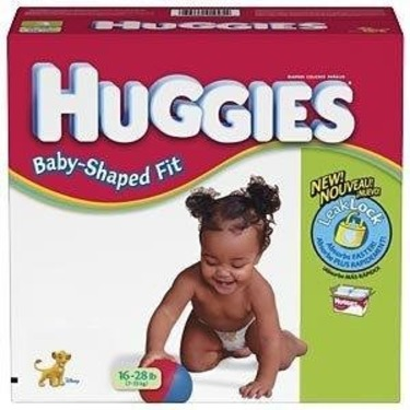 Huggies Size 5 (27+ Lbs) (Value Size - 176 Diapers)