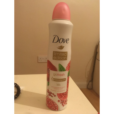 Dove 0% Aluminum Deodorant Pomegranate & Lemon Verbana