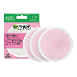 Garnier SkinActive Micellar Cleansing Reusable Ecopads