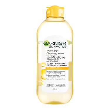 Garnier SkinActive Micellar Cleansing Water All-in-1 with Vitamin-C