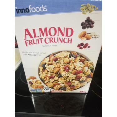 Inno foods almond fruit crunch