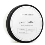 Lovefresh pear body butter