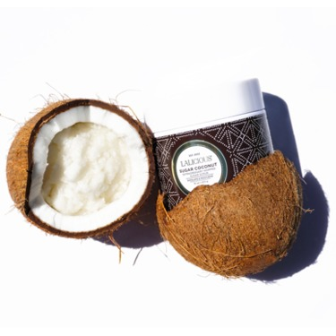 Lalicious coconut sugar scrub