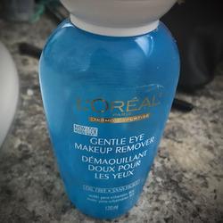 L'Oréal Paris gentle eye makeup remover