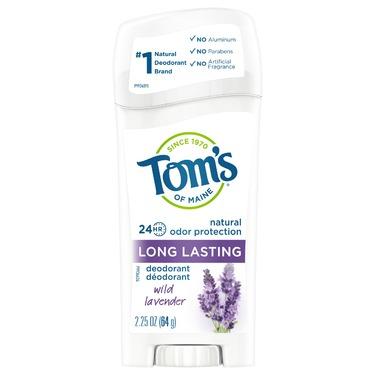 TOMS long lasting deodrant