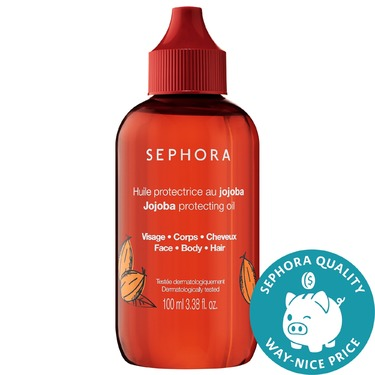 Sephora multipurpose jojoba oil