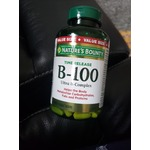 Nature's Bounty Time Release B-100 Ultra B-Complex