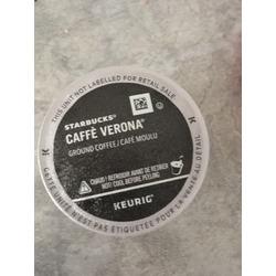 Verona Starbucks coffee