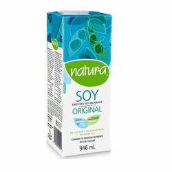 Natur-a Organic Original Soy Beverage