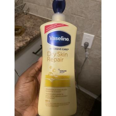 Vaseline Inrensive Care Dry Skin Repair 600 mil
