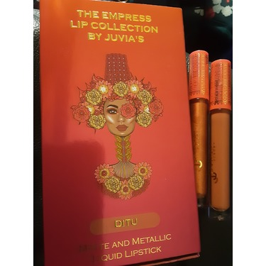 The Empress Lip Collection by Juvia's in Ditu