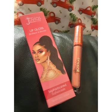 Juvia's Place Lip Gloss in Sophisticated