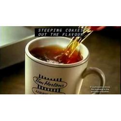 Timmies Steeped tea