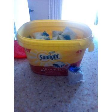 Sunlight Advanced Dishwasher Power Pacs