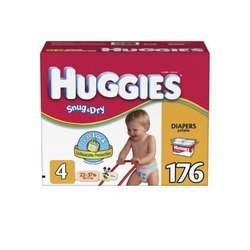 Huggies Snug N Dry Value Pack