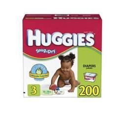 Huggies Snug N Dry Value Pack