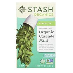 Stash Tea - Organic Cascade Mint