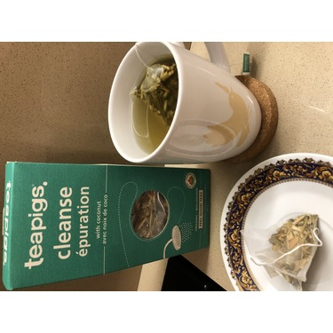 teapigs Cleanse Tea