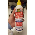 African gold braid spray