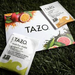 Tazo matcha mate grapefruit tea