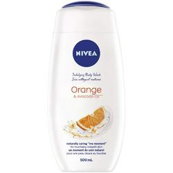 Nivea Orange and Avocado Oil Body wash