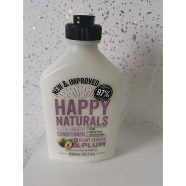 Happy naturals Sleek & Smooth conditioner