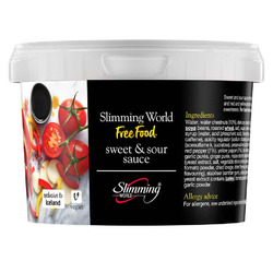 Slimming world sweet and sour sauce
