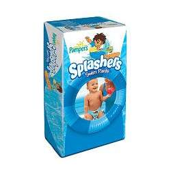 Pampers Splashers Diapers