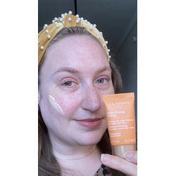 Clarins Extra-Firming Energy Radiance-Boosting, Wrinkle-Control Day Cream