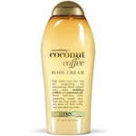 OGX Coconut Coffee Body Cream