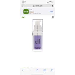 Tone Adjusting Face Primer, Brightening Lavender