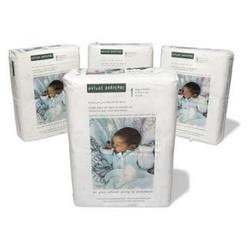 Nature babycare Eco-Friendly Diapers, Size 1 8-14 lbs 176ct 1 case