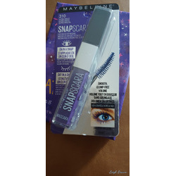 Maybelline snapscara violet mascara