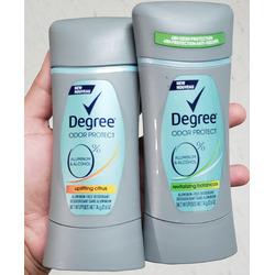 Degree antiperspirant deodorant