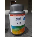 Boots A-Z vitamins