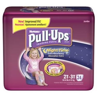 Huggies Pull-ups 2t-3t 24ct. (2 Pack)