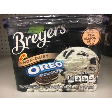 Beyers Almond Milk Ice Cream