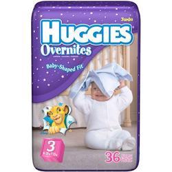 Huggies Overnites Diapers - Jumbo Pack - 5