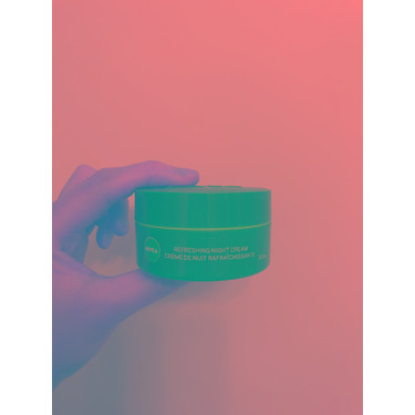 Nivea Essential 24H Moisture Boost + Refresh Goodnight Cream