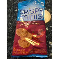 Chrispy  Minis Sweet Chili