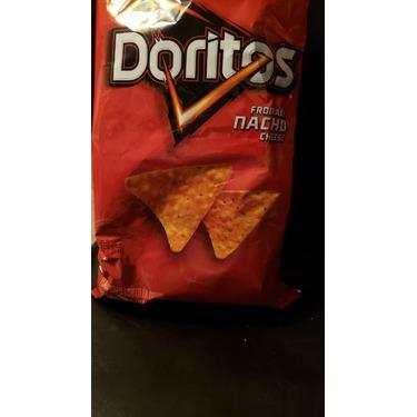 Fritolay doritos nacho