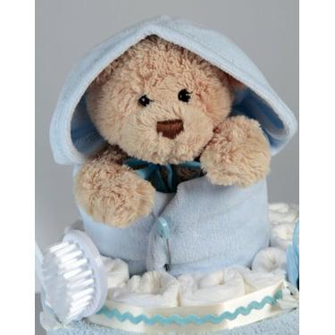 Baby Bath Time - Blue
