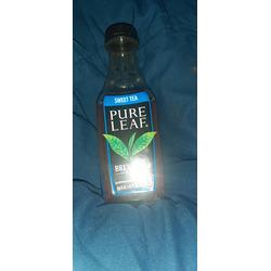 Pure leaf brewed sweet tea