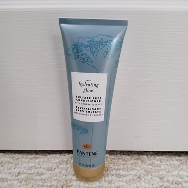 Pantene Pro V Hydrating Glow Sulfate Free Conditioner with Baobab Essence
